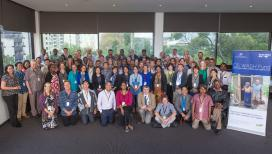 Official Group Photo at Global Learning and Reflection Event