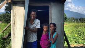 Mr. Tulsi Das, Adivasi Community, Singyegang village, Sipsu, Samtse