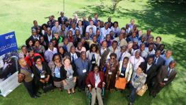 Southern Africa Regional Learning Event participants